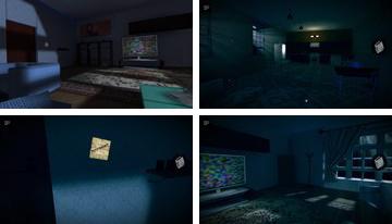 Cracked Mind: 3D Horror Game
