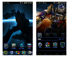 Transformers Autobots Theme