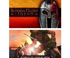 BLOOD & GLORY LEYENDA