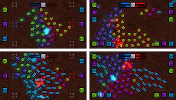 Neobug Rush 2 Players