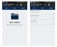 BitTorrent ® Sync