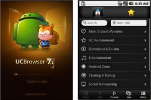 Ucweb для android