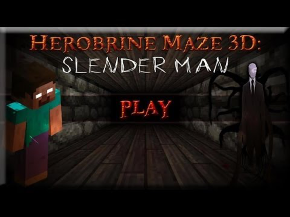 игра слендермен играть онлайн играть