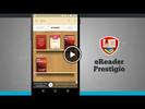 القارئ الإلكتروني Prestigio و