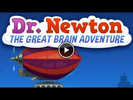 Dr.  Newton The Adventure Cérebro